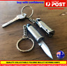 Silver Bullet Knife keyring knife folding Knife Keyring Camping Knife S/Steel