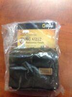 NATIONAL GEOGRAPHIC NG A1222 HORIZONTAL CAMERA POUCH BAG BROWN