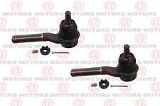 Pair ES2072 Left Right Inner Tie Rod Ends for a Chevrolet Blazer S10 GMC Sonoma