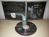 JOHN CARPENTER - VILLAGE OF THE DAMNED - ORIGINAL SOUNDTRACK - CD