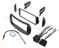VW BUG BEETLE COMPLETE CAR STEREO RADIO INSTALL DASH KIT WIRING HARNESS ANTENNA