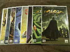 2003 MARVEL Comics 1602 #1-8 Complete Limited Series Heroes in The Past - VF/NM