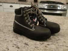 NEW Thinsulate Deer Stags Mack 2 Brown Hiking Boots Boys Size 3M