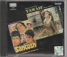 tawaif /santosh Music : ravi / laxmikant Pyarelal  [ Cd]  EMI UK Made