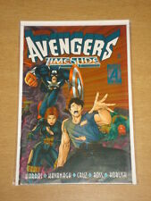 AVENGERS TIMESLIDE #1 MARVEL COMICS BOB HARRAS FEBRUARY 1996