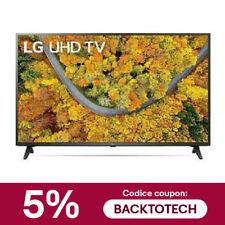 "TV LED LG 50UP75006LF 50 "" Ultra HD 4K Smart HDR webOS"