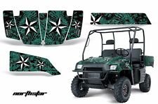 AMR Racing Polaris Ranger 500/700 UTV Graphic Kit Wrap Decal Part 04-08 NORTH MT