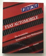 Fiat Automobile - Jürgen Lewandowski