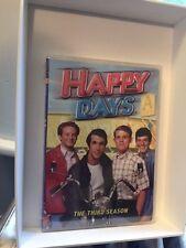 Happy Days - The Complete Third Season (DVD, 2007) New / Sealed Region 1