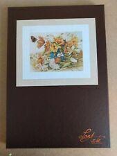 Lanarte Marjolein Bastin daffodills & Tulipanes Cross Stitch Kit