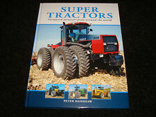 SUPERTRACTORS: FARMYARD MONSTERS FROM AROUND THE WORLD BY PETER HENSHAW NEW