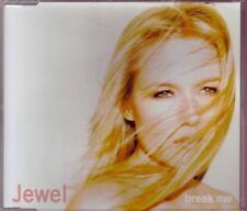 JEWEL Break Me GERMANY promo CD single radio remix