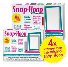 MONSTER SNAP HOOP Embroidery Hoop - Baby Lock Babylock Ellure, Plus, Esante ESE2