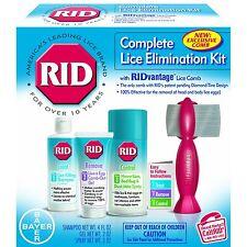 RID Complete Lice Elimination Kit