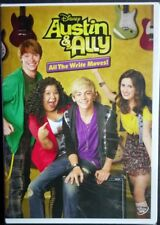 Austin & Ally: All the Write Moves! (DVD, 2013, SDH)DISNEY Brand New Sealed