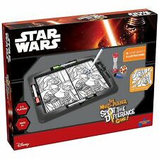 DP the Star Wars Multi-Player Spot the Difference Educational Game
