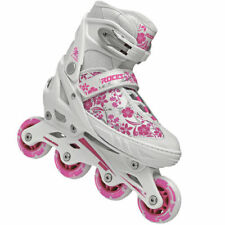 Rollers et patins blancs Roces