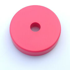 Classic Red 45 RPM Turntable Adapter