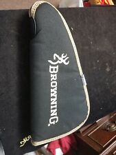 "BROWNING Brand Size LGE Style 951513P Padded Handgun Case 14"" X 7"""