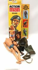 1970s Boxed ACTION MAN SOLDIER W/ Accessories PALITOY - S65