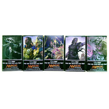 ULTRA PRO Magic The Gathering Commander 2016 PRO 100+ Deck Box with Tray x 5 NEW