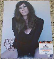 SALE! Alanis Morissette Signed Autographed Auto 11x14 Photo Global GAI GA GV COA