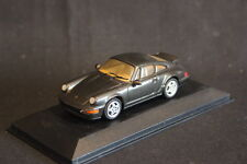 Minichamps Porsche 911 Carrera 2/4 1992 1:43 Dark Grey (HB)