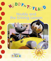 Noddy and the Driving Lesson by Blyton, Enid, Acceptable Used Book (Paperback) F