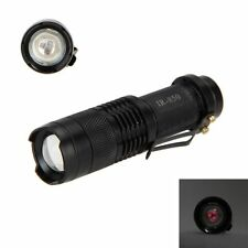 IR Lamp 850nm Zoomable 3W Infrared Flashlight Hunting Torch Lamp Night Vision