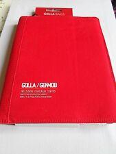NUEVO Golla carpetas para iPad 2 y nuevo iPad Color Rojo Gran artículo muy agradable