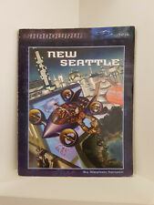 Shadowrun: New Seattle, Softcover, RPG, Fasa