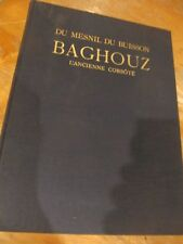 SCARCE BAGHOUZ L'ANCIENNE CORSOTE BY M. DU BUISSON EGYPTOLOGY 1948 EDITION