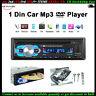 1 Din Autoradio DVD CD Mp3 Lettore USB/AUX/SD Bluetooth FM In-dash Stereo Audio