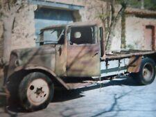 camion citroen u23  de  1952  oldtimer , u 23 , no traction , hy , berliet ,