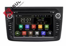 AUTORADIO DVD ANDROID 9.0 QuadCore 2GB Navigatore GPS Alfa Romeo Mito Wifi NERO