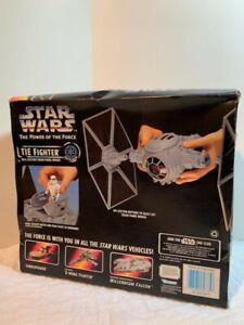 Star Wars Vintage Tie Fighter 1995 Manufacture Sealed Box.  RARE