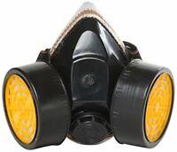 ATE Pro. USA 93151 Anti-Dust Paint Resp Mas, Dual Cartridge, One Size