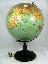 Seltener Dietrich Reimer Erdglobus  earth globe  Berlin 1928  52 cm Völkerbund