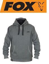 Fox Chunk Ribbed Hoody Grey Gr. XL 5055350267448