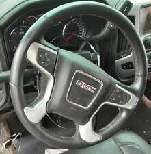 SIERRA 1500 2014 Steering Wheel 924545