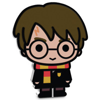 2020 Chibi Coin Collection HARRY POTTER™ Series – HARRY POTTER™ 1oz Silver Coin