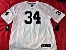 NWT BO JACKSON #34 OAKLAND RAIDERS NIKE MENS XL AUTHENTIC NFL JERSEY - $100
