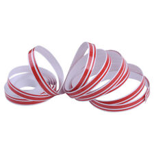 12mm Red Car Striping Sticker Double Line Pinstripe Streamline Tape Vinyl Decal