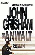 Amerikanische Unterhaltungsliteratur im Taschenbuch-Format John Grisham