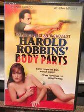 Harold Robbins' Body Parts (DVD) Richard Grieco, Athena Massey, BRAND NEW!