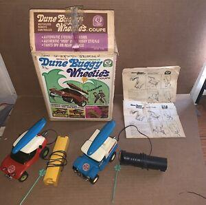 Vintage Remco 1969 RC Dune Buggy Wheelies with Box & Extra Dune Buggy