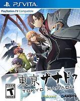 Tokyo Xanadu (Sony PlayStation Vita, 2017) Brand New
