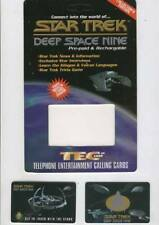 Star Trek Deep Space Nine Phone Card