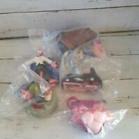 1999 Burger King Kids Club UK The Pink Panther Set Toy. Kfc RARE  LOT vintage