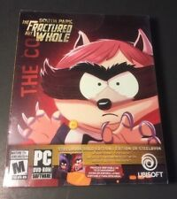 South Park The Fractured but Whole [ GOLD Edition / STEELBOOK Pack ] (PC) NEW